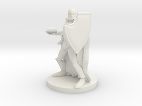 Eldritch Knight in White Natural Versatile Plastic