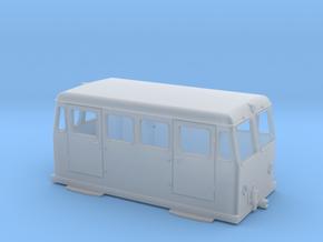 Motordraisine in Smooth Fine Detail Plastic