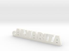 ALVARITA_keychain_Lucky in Smooth Fine Detail Plastic