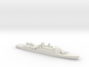 Drummond-class corvette, 1/1250 in White Natural Versatile Plastic