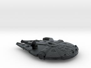 Custom part 1/1000 scale in Black Hi-Def Acrylate