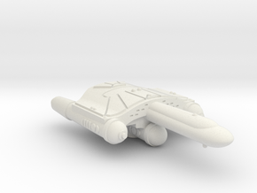 3125 Scale Romulan SaberHawk Heavy War Destroyer W in White Natural Versatile Plastic