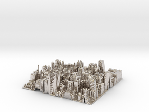 City Slice in Platinum