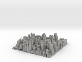 City Slice in Aluminum