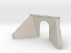 N Concrete culvert 10x15 in Natural Sandstone