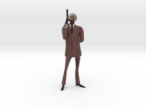 Meet the pompous spy in Full Color Sandstone