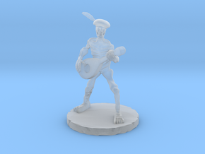 Bardy McSkelyton III in Smooth Fine Detail Plastic