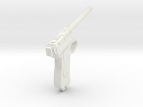 gun59gg in White Natural Versatile Plastic
