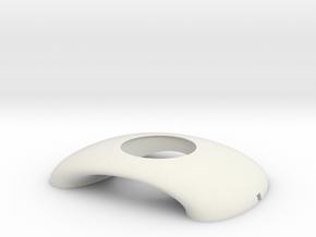Apple Watch Dock in White Natural Versatile Plastic