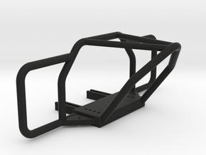 TRX-4, Front Stinger Bumper, Full Width in Black Premium Versatile Plastic