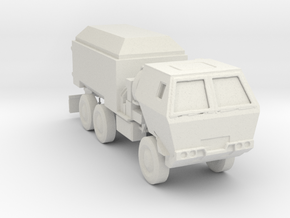 M1087 Up armored Van  in White Natural Versatile Plastic