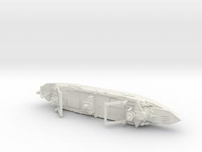 Commandante Teste 1/1800 in White Premium Versatile Plastic