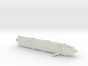 USS Sangamon 1/1800 in White Premium Versatile Plastic