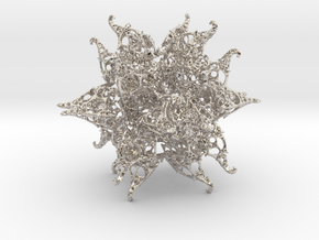 JkT Fractal in Platinum