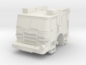 1-87 Elizabeth City Fire Department 2012 Pierce Ar in White Natural Versatile Plastic