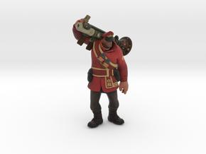 High Roller's Soldier in Full Color Sandstone