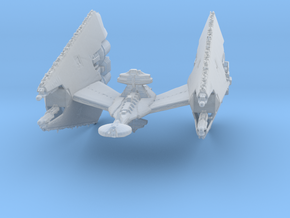 Narn T'Loth/T'Rann Cruiser Full Thrust Scale in Smooth Fine Detail Plastic
