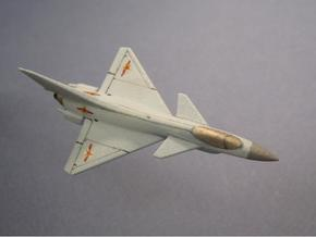 1/285 (6mm) CHINESE J-10  in White Strong & Flexible