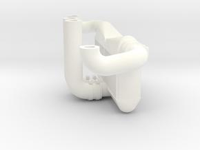 Intercooler 1/12 NRE in White Processed Versatile Plastic