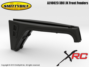 AJ10023 Smittybilt XRC JK Front Fenders in Black Strong & Flexible