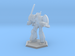Mecha- Le Sabre (1 285th) in Smooth Fine Detail Plastic