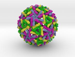 Sindbis Virus in Full Color Sandstone