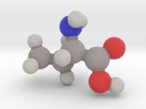 L-threonine in Full Color Sandstone