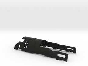 R-CC Chassis PART 2 Cover Top in Black Premium Strong & Flexible
