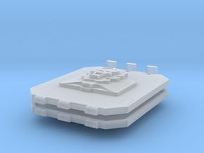 Zealot Marines (Tr) God-Hammer Tank doors lite in Smooth Fine Detail Plastic