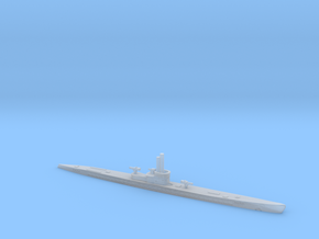 1/1200 Uboat IXB in Smooth Fine Detail Plastic