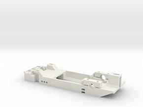Slottolution Carrera Universal 132 Ferrari 250GTO in White Natural Versatile Plastic