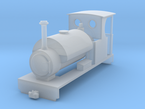 "SK03 - ""Mongrel"" OO9 Steam Locomotive in Smooth Fine Detail Plastic"