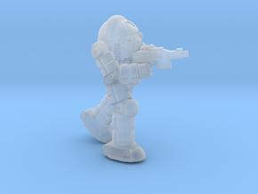 Ogre BattleSuit (Pose1) in Smooth Fine Detail Plastic