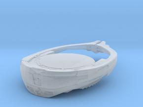 Stargate Ori Warship 1:7000 in Smooth Fine Detail Plastic