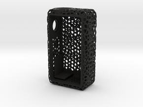 Swedish Vaper SquonkER AIR v2 body in Black Premium Versatile Plastic