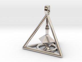 Harry Potter Deathly Hallows 3D Edition in Platinum