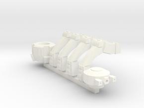 "Warbot Walking Scout ""Eye"" in White Processed Versatile Plastic"