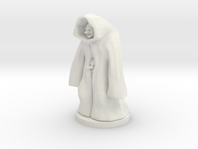 Goblins Pretending they are a Wizard in White Natural Versatile Plastic