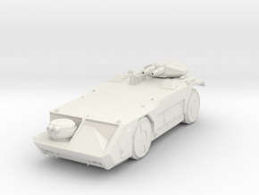 Colonial Marines APC in White Natural Versatile Plastic