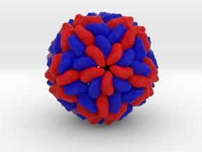 Killer Yeast Virus in Full Color Sandstone