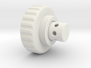 Braukmann-Adapter_40x1-5 in White Strong & Flexible