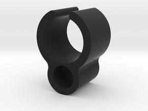 Colt Walker Clip in Black Natural Versatile Plastic