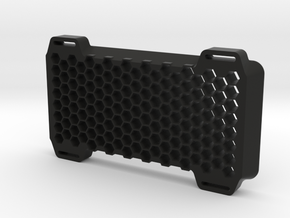 30° Egg Crate/Honeycomb for The Tile Light in Black Natural Versatile Plastic