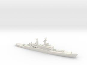 Leahy-class cruiser (1980), 1/1800 in White Natural Versatile Plastic
