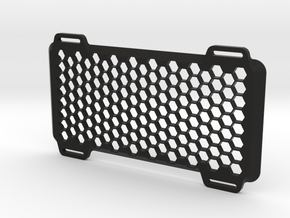 60° Egg Crate/Honeycomb for The Tile Light in Black Strong & Flexible