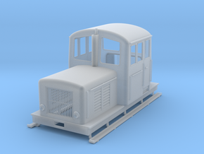0m Z4p swedish locomotor in Smooth Fine Detail Plastic: 1:45