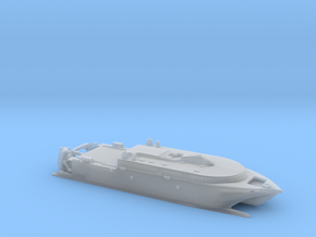 USS Swift (1:1200) in Smooth Fine Detail Plastic