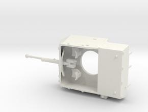 1/72nd scale Panzer Jäger 35R addition in White Natural Versatile Plastic