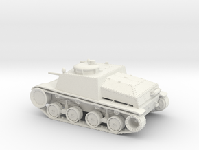 1/72nd scale Skoda S.I.J. in White Strong & Flexible