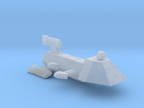 3788 Scale Kzinti Destroyer (DD) SRZ in Smooth Fine Detail Plastic